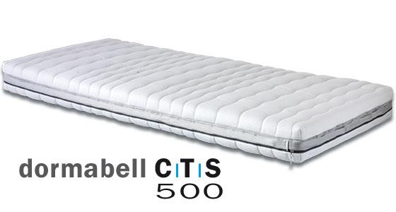 Schaummatratze dormabell CTS 500