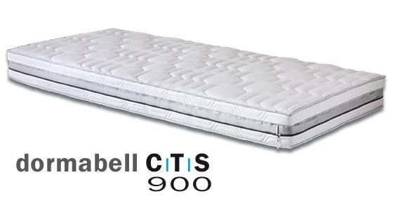 Schaummatratze dormabell CTS 900